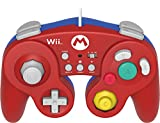 HORI Battle Pad for Wii U (Mario Version) with Turbo – Nintendo Wii U