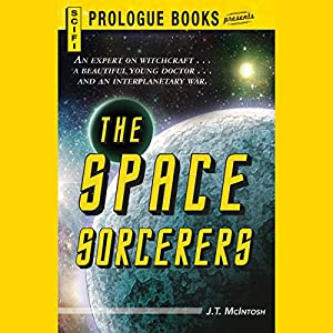 The Space Sorcerers Audiobook