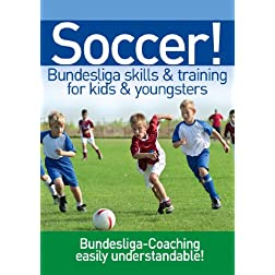 Soccer! Bundesliga skills & training for kidz & yongsters