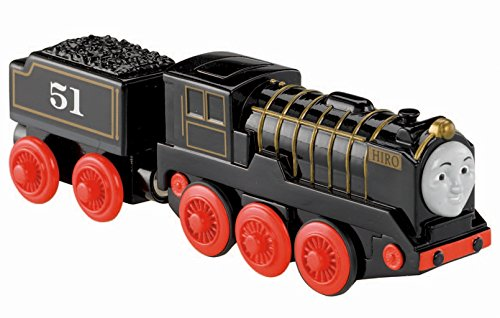 Fisher-Price Thomas & Friends Wooden Railway, Hiro - Battery Operated