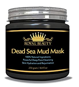 Royal Beauty Dead Sea Mud Mask Facial Treatment