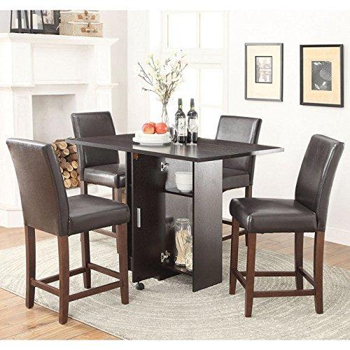 Coaster Vista Counter Height Table