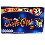 McVities Jaffa Cakes 24 Pack 300g