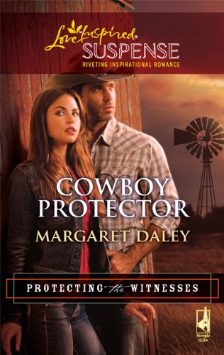Image of Cowboy Protector (Protecting the Witnesses, Book 3) (Steeple Hill Love Inspired Suspense #188)
