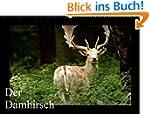Der Damhirsch / AT-Version (Wandkalen...