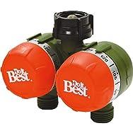 Bosch G W GS DIB9351 Mechanical Water Timer-DOUBLE MECHANICAL TIMER