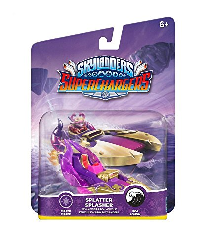 Skylanders Superchargers: Splatter Splasher Vehicle