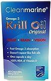 Cleanmarine Krill Oil 60 x 500mg