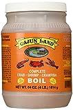 Cajun Land Crab Shrimp Crawfish Boil Complete 4 Lbs