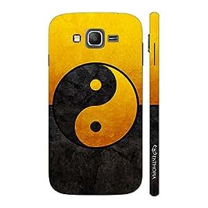 Enthopia Designer Hardshell Case Good N Evil Back Cover for Samsung Galaxy Grand Prime