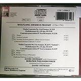 Mozart Concertos 4 5