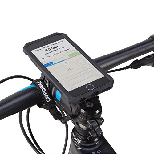 Rokform Pro Series Bike Mount Ultra Light Pro Series iPhone 6 Bike Mount and Case Kit - Black
