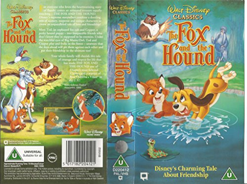 the-fox-and-the-hound-vhs-1981