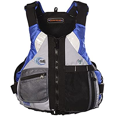 MTI Adventurewear Slipstream Performance Paddling SUP PFD Life Jacket