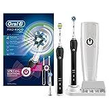 Braun Oral-B Pro 4900 Elektrische Zahnbürste mit 2 Handstücken und