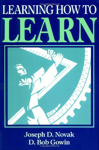 Amazon.com: Learning How to Learn (9780521319263): Joseph D. Novak, D. Bob Gowin, Jane Butler Kahle: Books