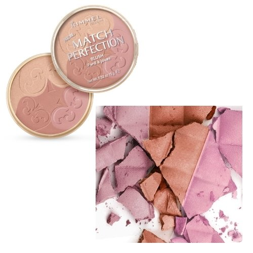 RIMMEL LONDON Match Perfection Blush - Light/Medium (DC)