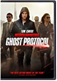 Mission: Impossible Ghost Protocol [DVD] [2011] [Region 1] [US Import] [NTSC]