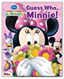 Lilly Rhodes Guess Who, Minnie! (Disney Mickey Mouse Clubhouse)