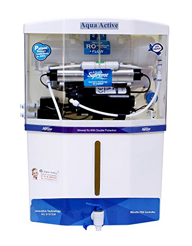 Aqua Active Supreme 18 Litre RO UV UF Water Purifier