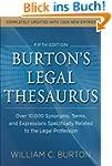Burtons Legal Thesaurus 5th edition:...