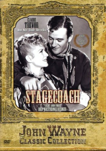 John Ford`s Stagecoach - John Wayne Collection