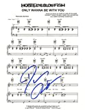 Hootie & The Blowfish - Authentic Autographed Sheet Music - Darius Rucker