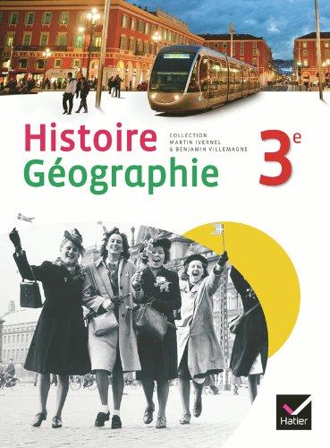 Histoire Géographie 3ème manuel (format compact)