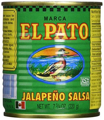El Pato Jalapeno Salsa 7.75 oz. (3-Pack) (El Pato Jalapeno Salsa compare prices)