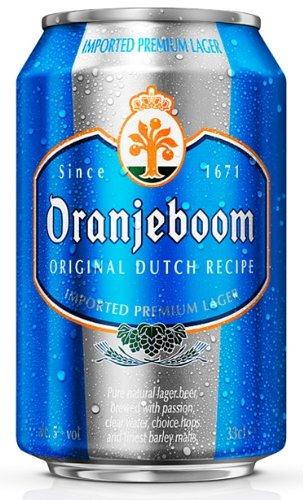 オランジブーン(Oranjeboom) 本格ドイツビール 330ml×24本入ケース