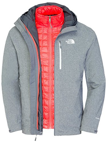 The North Face Mens Thermoball Triclimate Jacket<br />