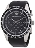 Emporio Armani Men's Quartz Watch AR5985 AR5985 with Plastic Strap