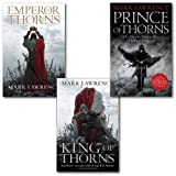 Mark Lawrence Collection 3 Books Set (The Broken Empire Series), (Prince of Thorn, King of Thorns and [hardcover] Emperor of Thorns)