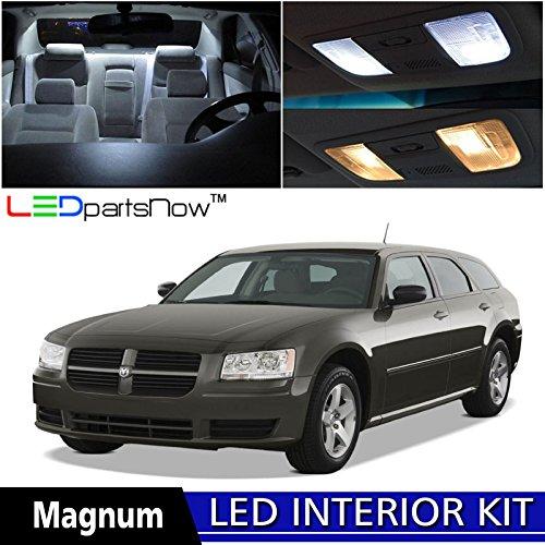 ledpartsnow-dodge-magnum-2005-2008-xenon-white-premium-led-interior-lights-package-kit-7-pieces-inst