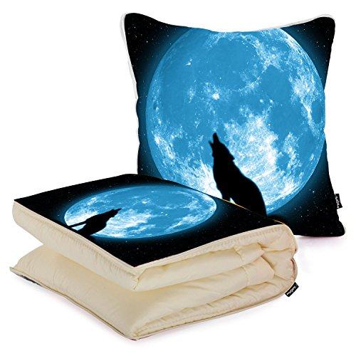 i-famuray-decke-handwrmer-kissen-2-in-1-wolf-and-ful-moon