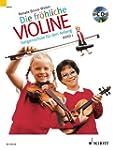 Die fr�hliche Violine Band 1, m. Audi...