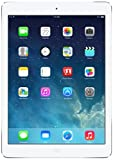 Apple 9.7-inch iPad Air (Silver) - (ARM 1.3GHz, 1GB RAM, 128GB Storage, Wi-Fi, Cellular, iOS 7.0.4)