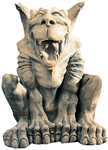 Design Toscano Leo The Laughing Gargoyle Statue