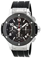 Hublot Big Bang Chronograph Automatic Carbon Fiber Dial Mens Watch 342.SB.131.RX from Hublot