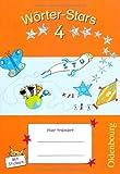 Wörter-Stars: 4. Schuljahr - Übungsheft: Mit Lösungen