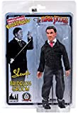 """The Three Stooges Brideless Groom Shemp 8"""" Action Figure"""