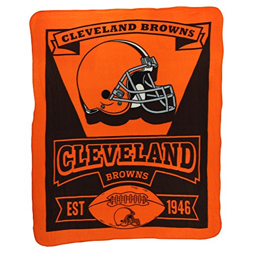 nfl-marquee-logo-lightweight-fleece-blanket-cleveland-browns