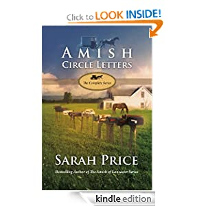 Amish Circle Letters - The Complete Series Sarah Price
