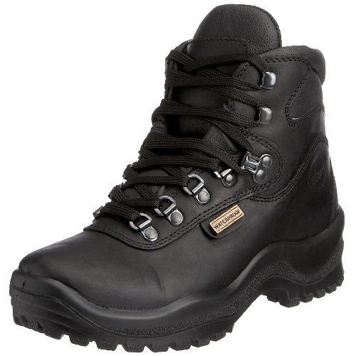 Grisport Women's Timber Hiking Boot Black CMG513 4 UK