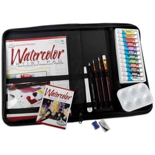 Royal Brush and Langnickel Watercolor Studio Artist Set