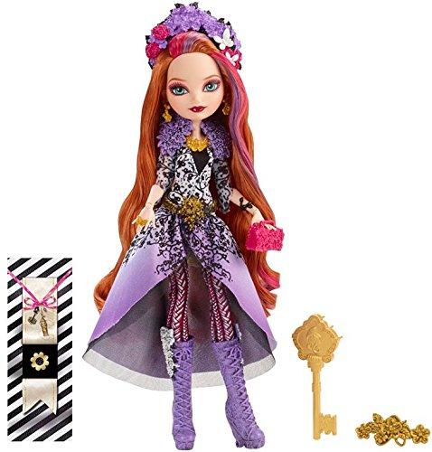 Mattel Ever After High CDM53 - Frühlingsfest Holly O'Hair Puppe
