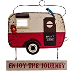 Hanging Camper Sign