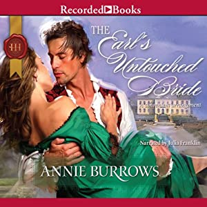 The Earl's Untouched Bride | [Annie Burrows]