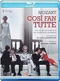 Mozart: Cosi fan tutte (Madrid 2013) - Michael Haneke [Blu-ray]