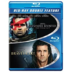 Braveheart / Alexander Revisited [Blu-ray]